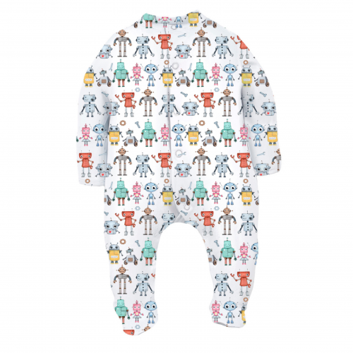 Человечек: Pima Cotton Robots