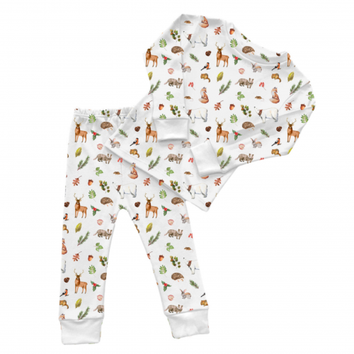 Пижама: Pima Cotton Alaska