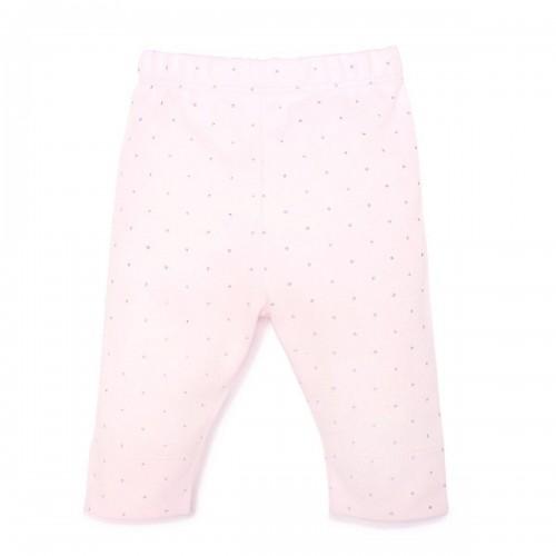 Pima Cotton Basic Pink Pants L003