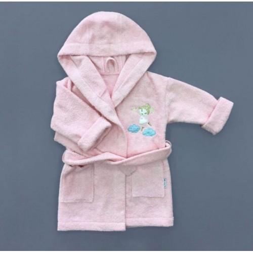 Халат: Bath Robe Light Pink