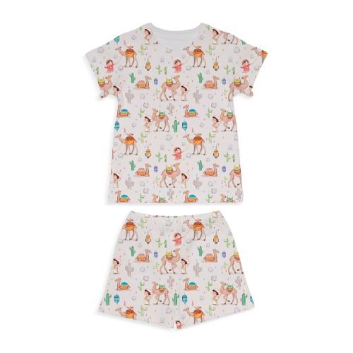 Пижама: Pima Cotton Sahara Pyjama PJ005