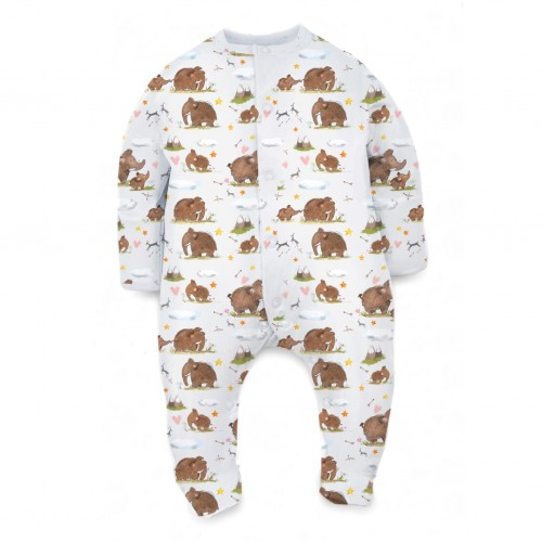 Человечек: Pima Cotton Mammoth Love