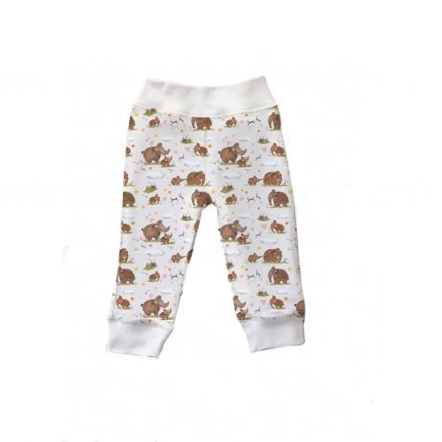 Штанишки: Pima Cotton Mammoth Love Pants BR001