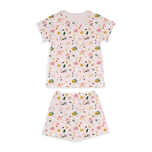 Пижама: Pima Cotton Flowers Bloom Pyjama PJ005