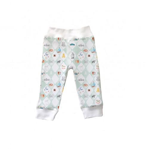 Штанишки: Pima Cotton Blue Toys Pants BR001