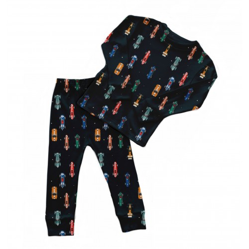 Пижама: Pima Cotton Formula One Pyjama PJ001
