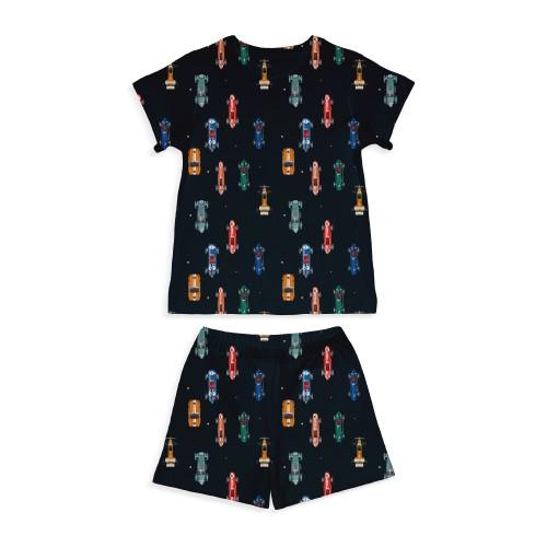 Пижама: Pima Cotton Formula One Pyjama PJ005