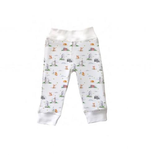 Штанишки: Pima Cotton Corgi Pants BR001