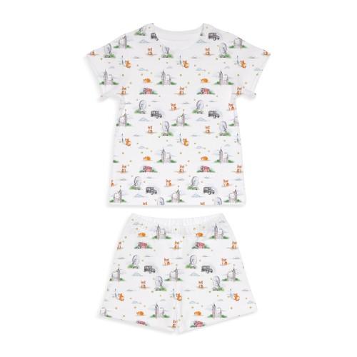Пижама: Pima Cotton Corgi Pyjama PJ005