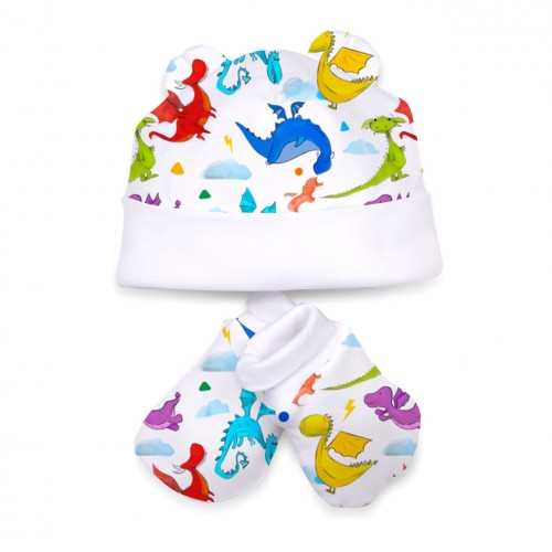 Шапочка: Pima Cotton Dragons Hat
