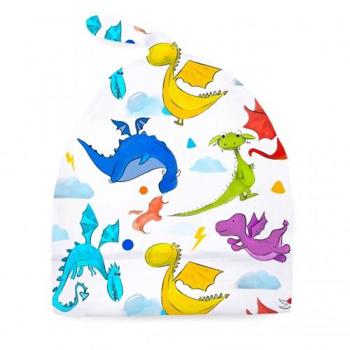 Шапочка: Pima Cotton Dragons