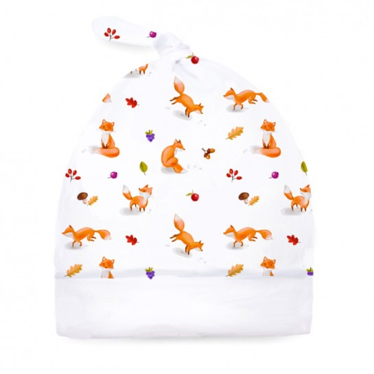 Шапочка: Pima Cotton Foxes