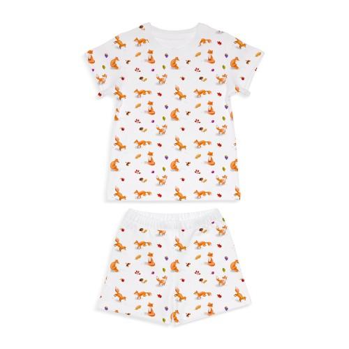 Пижама: Pima Cotton Foxes Pyjama PJ005
