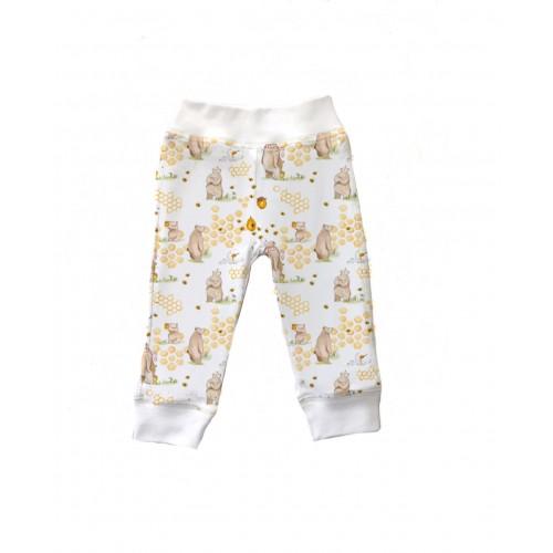 Штанишки: Pima Cotton Bears and Honey Pants BR001