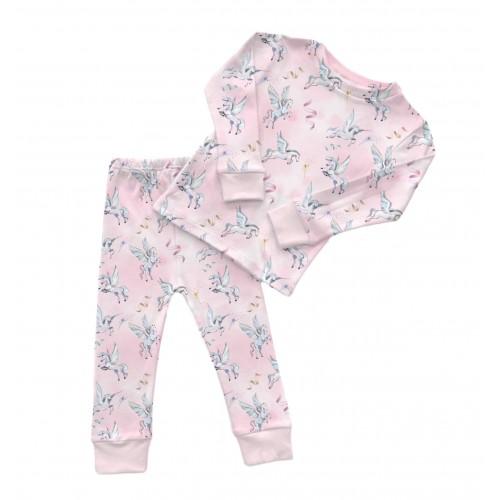 Пижама: Pima Cotton Pegasus Pyjama PJ001