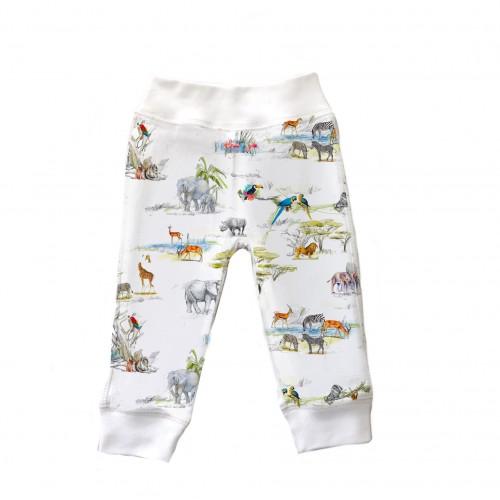 Штанишки: Pima Cotton Savannah Pants BR001