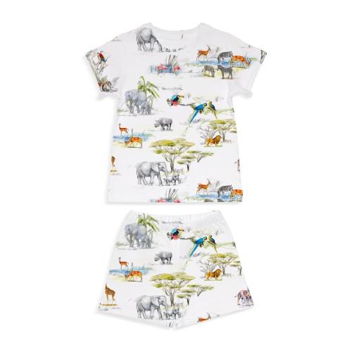 Пижама: Pima Cotton Savannah Pyjama PJ005