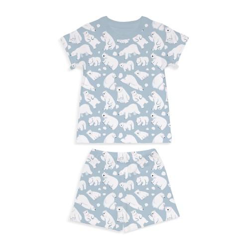 Пижама: Pima Cotton Snow Bears Pyjama PJ005