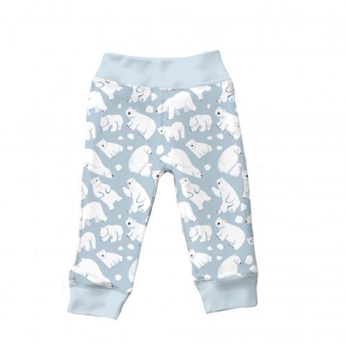 Штанишки: Pima Cotton Snow Bears Pants BR001