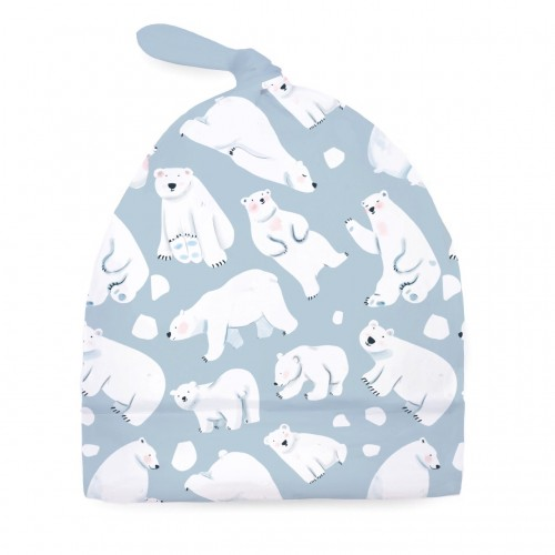 Шапочка: Pima Cotton Snow Bears