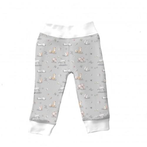 Штанишки: Pima Cotton Winter Garden Pants BR001