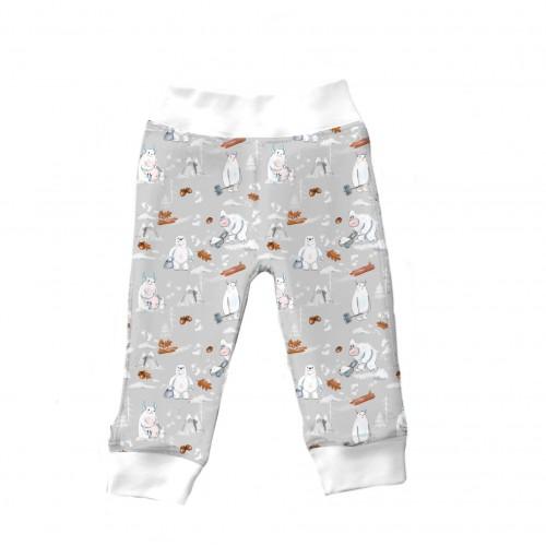 Штанишки: Pima Cotton Yeti Pants BR001