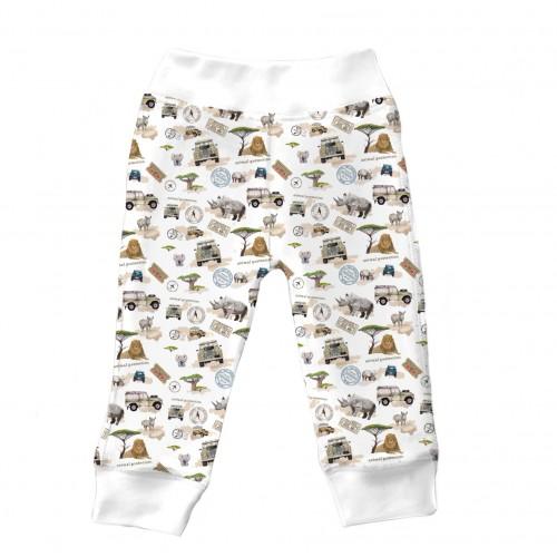 Штанишки: Pima Cotton Travel Pants BR001