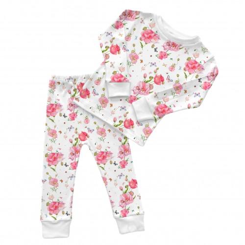 Пижама: Pima Cotton Amanda Pyjama PJ001