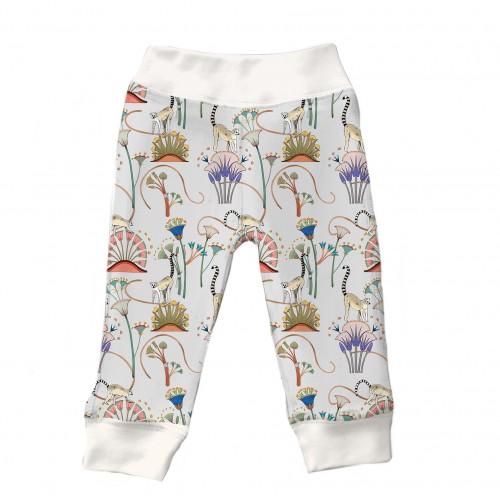 Штанишки: Pima Cotton Lemurs Pants BR001