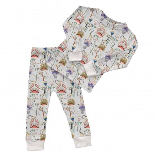 Пижама: Pima Cotton Lemurs Pyjama PJ001