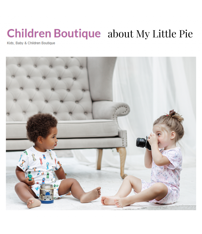 CHILDREN BOUTIQUE ABOUT MY LITTLE PIE