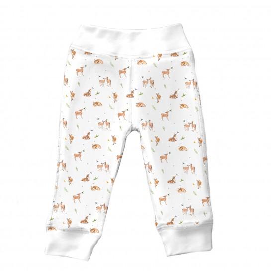 Штанишки: Pima Cotton Baby Deer Pants BR001
