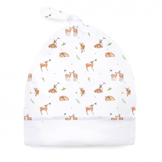 Шапочка: Pima Cotton Baby Deer