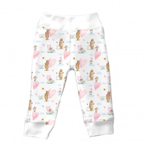 Штанишки: Pima Cotton Love Story Pants B..