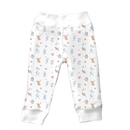 Штанишки: Pima Cotton Lullaby Pants BR001