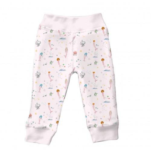Штанишки: Pima Cotton Mermaids Pants BR0..