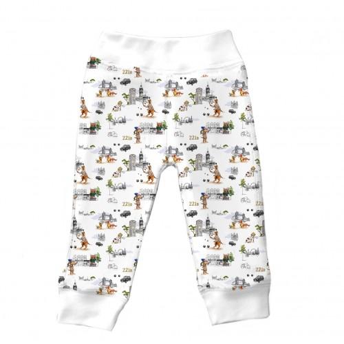 Штанишки: Pima Cotton Sherlock Dogs Pant..